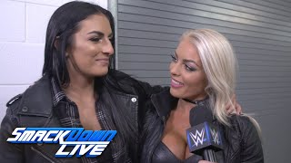 Mandy Rose & Sonya Deville issue a challenge to Naomi & Asuka: SmackDown Exclusive, Oct. 23, 2018