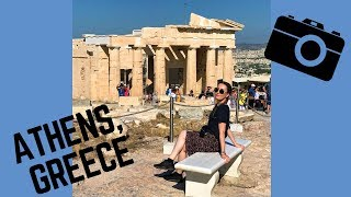 Sightseeing in Athens, Greece!