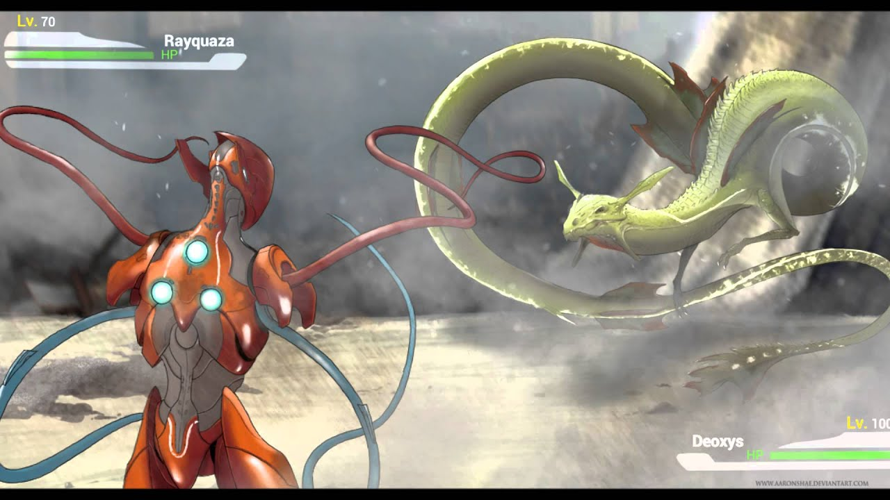 Rayquaza Theme Omega Ruby Alpha Sapphire Remix Youtube