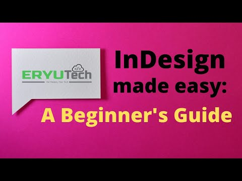InDesign made easy: