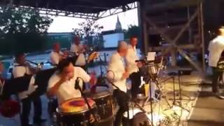 "Patty Padilla & Atlanta Show Band ""Mi Salsa pa"