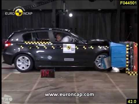 Euro NCAP Crash Test BMW 1 Series E87 2004