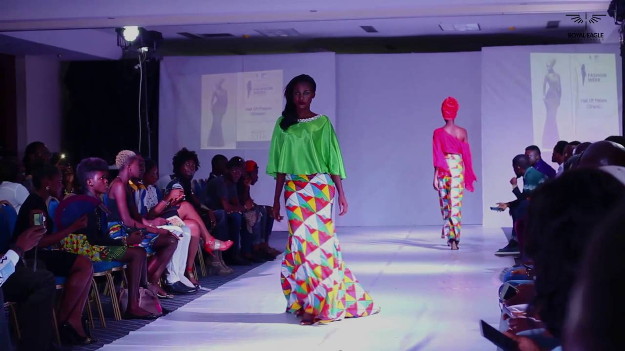 Hall Of Peters Kumasi Fashion Week 2016 Day 1 Youtube
