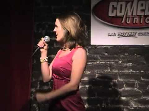 Olivia May @ The Comedy Union 2/25/2009