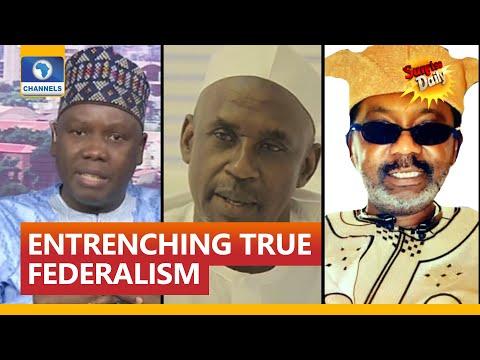 Analysts Suggest Amendment Of Nigeria's Constitution