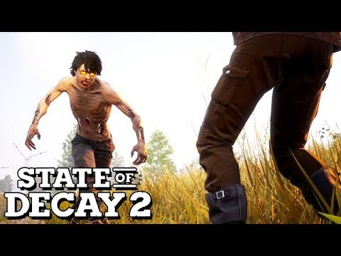 State of Decay 2 Gameplay German - Das hohe Gericht der Unto