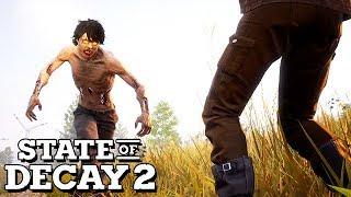 State of Decay 2 Gameplay German - Das hohe Gericht der Untoten