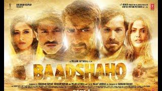 Baadshaho Official Teaser   Ajay Devgn   Emraan Hashmi   Esha Gupta   Ileana D'Cruz   Vidyut Jammwal