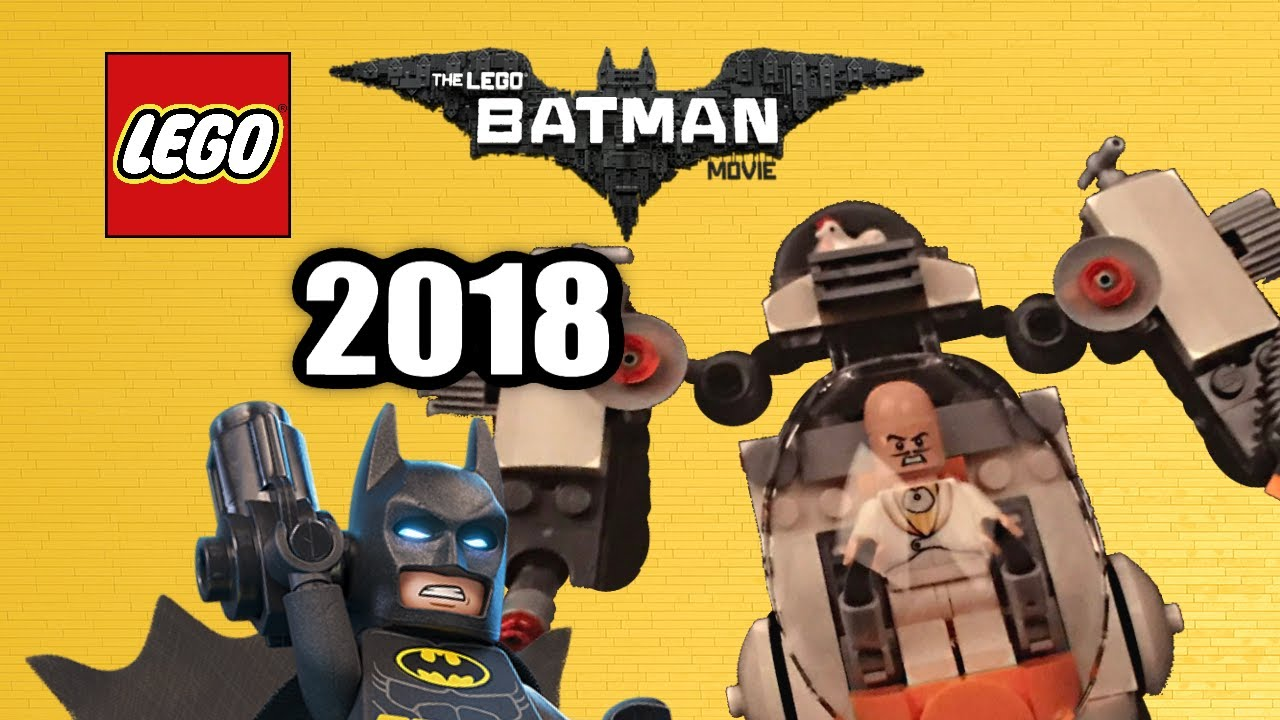 lego batman movie 2018 sets list youtube. Black Bedroom Furniture Sets. Home Design Ideas
