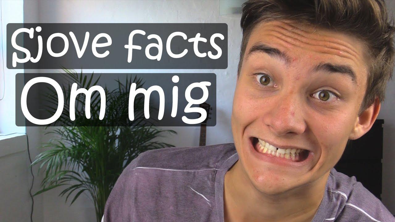 Sjove facts i ikke vidste om mig | Alexander Husum