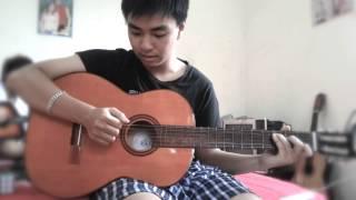 """Cách chơi bài hát : """"nói chung là"""" guitar đệm hát :)"""