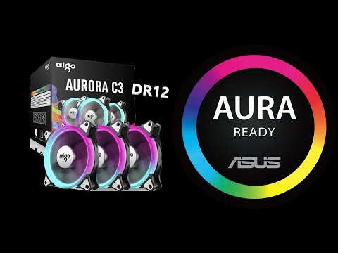 Aigo C3/C5 and DR12 RGB Fans To Asus Aura Sync (cable diagram in the video)