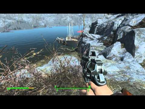 Fallout 4 Навигационный радиомаяк