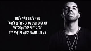 "Drake   God's Plan Lyrics ""She Said Do You Love Me"""