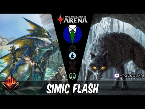 Simic Flash: Aka Simic Salt Mine According To Twitch Chat