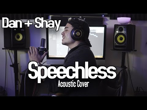 Dan + Shay - Speechless (acoustic cover)