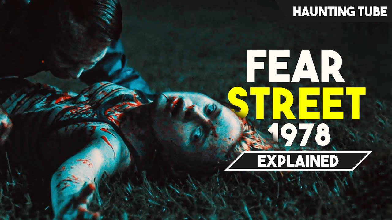 *RE-UPLOAD* Fear Street Part 2: 1978 (2021) Explained in Hindi   Haunting Tube
