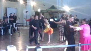 Dancesport Dance Domain Championships 2013