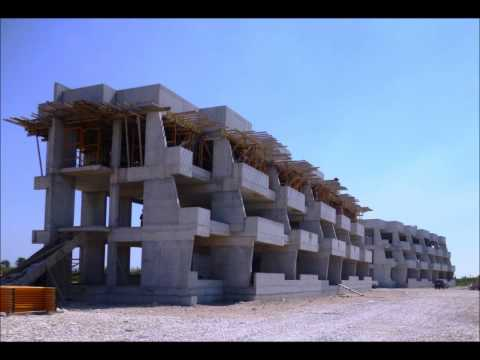 Lalzit Bay Resort Albania Construction timeline 2012