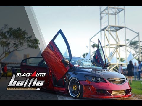 The Champ BlackAuto Battle 2017 Pekanbaru