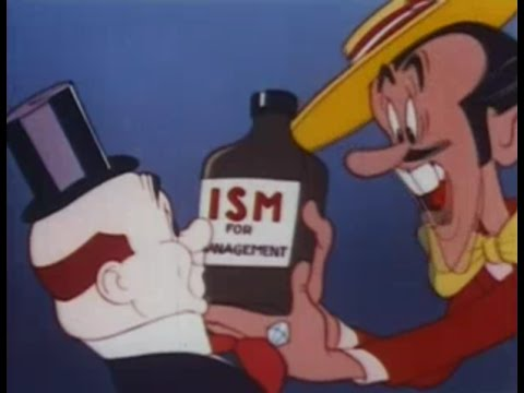 """ISM,"" the cartoon that predicted Donald Trump"