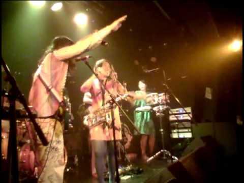 ナチュラルキラーズlive@福山Cable10/6/2012