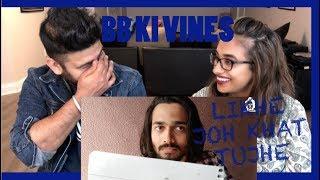 BB Ki Vines | Likhe Joh Khat Tujhe Reaction | RajDeepLive