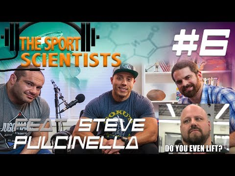 The Sport Scientists EP 6  Steve Pulcinella