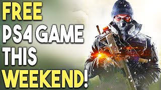 FREE PS4 Game Weekend! MASSIVE 1 DAY Game Sale TOMORROW!