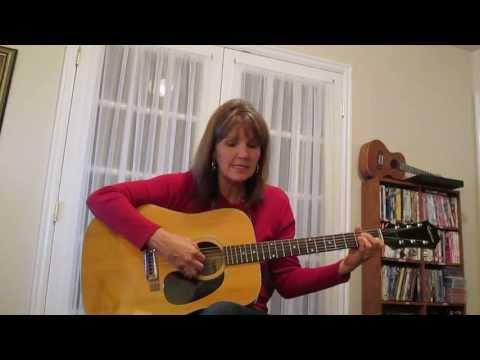 Silver Bells Guitar Tutorial