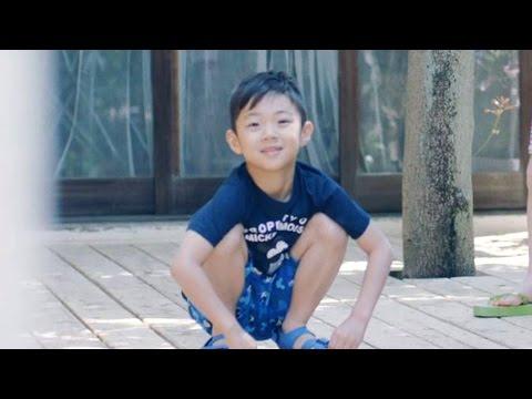 鈴木紗理奈の長男・利音くん、ユニクロのキッズモデルに起用 ユニクロ『ステテコ&リラコ』夏のキャンペーンムービー