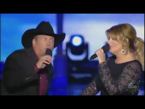 Garth Brooks & Trisha Yearwood - Marshmallow world Mp3