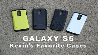 Samsung Galaxy S5 Cases - Kevin's Top Cases