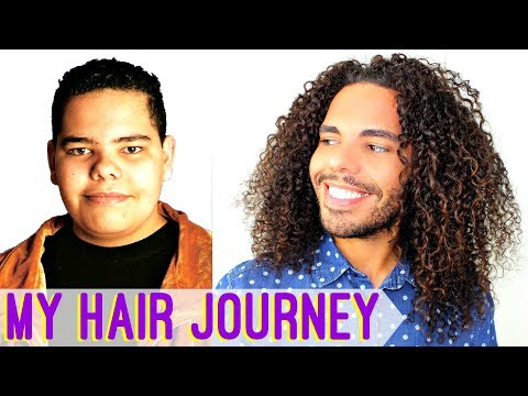 My Natural Hair Journey From Short To Long Curly Hair #EmbarrasingPictures Haircolor,Bleach...