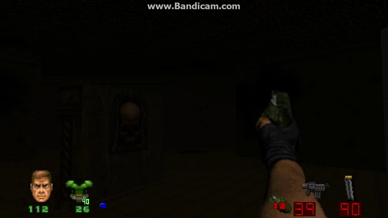 Brutal Doom v21 (Beta) Bug report 2 by D!MN