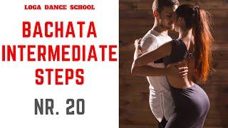 Learn Bachata Dance: Intermediate Steps #20 at Loga Dance School