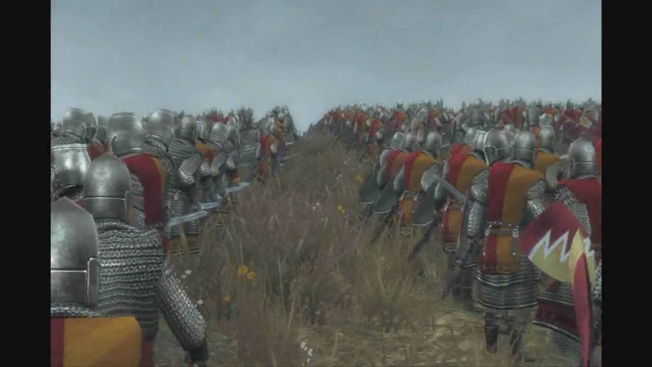 Medieval 2 Total War The Battle Of Falkirk YouTube