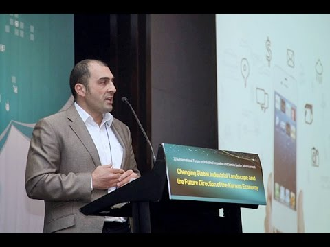 Sassoon Grigorian: How to Take Advantage of Global Trade Flows in the Digital Age