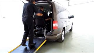 Volkswagen Caddy Wheelchair Accessible Vehicle thumbnail