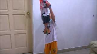 Why You Don't Give Little Kids A Nerf Revonix 360