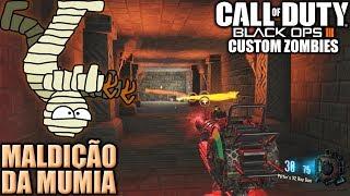 Video A TUMBA ZUMBI E A MALDIÇÃO DA MUMIA - Black Ops 3 - Custom Zombies - ZOMBIES MUMMYS CURSE download MP3, 3GP, MP4, WEBM, AVI, FLV November 2018