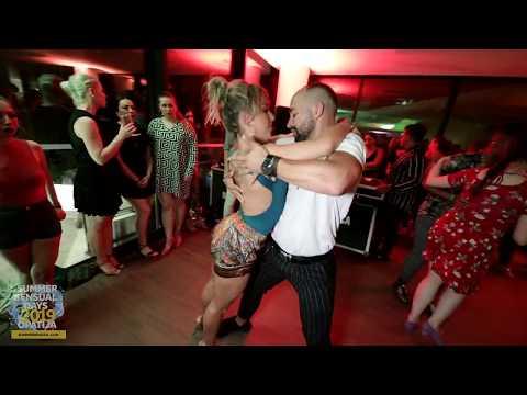 René Garcia & Judith - Bachata Social Dancing | Summer Sensual Days 2019 (Opatija, Croatia)