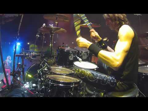 Scott Travis - Judas Priest - Metal Gods in Miami