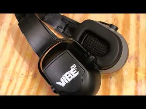 Vibe 29 Earmuff Hearing Protectors Review   NewWoodworker