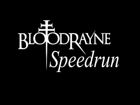 BloodRayne 1 Speedrun 45:24 (Hard)