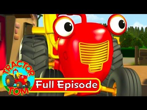 Tractor Tom - 12 Treasure Trail (full episode - English)