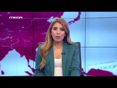 MEGA CHANNEL CYPRUS Τελευταίο Δελτίο 17-10-2016