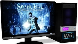 Dolphin 5.0 Wii Emulator - Silent Hill: Shattered Memories (2009). Gameplay. Test run on PC #1