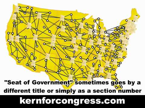 William Kern - US House 1st District of New Jersey - BRING HOME THE POLITICIANS