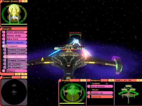 Bridge Commander - Hybrid vs. Sovereign